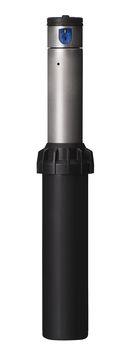 """Высокопроизводительный роторный дождеватель с радиусом полива от 4,9 до 14 м, стальной выдвижной штангой 15 см и входным отверстием 3/4"""""""
