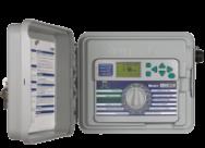 Расширяемый пульт управления в пластиковом корпусе на 6 зон полива с возможностью увеличения до 30 зон. Наружная установка