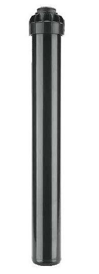 """Компактный роторный спринклер с радиусом полива от 4,6 до 11,6 м, выдвижной штангой 30 см и входным отверстием 1/2"""""""