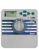 Простой и надежный пульт управления на 4 зоны полива для внутренней установки